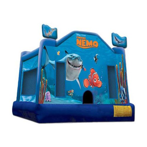 bounce house finding nemo