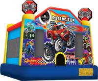 bounce racing