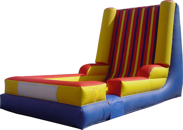 bounce velcro wall