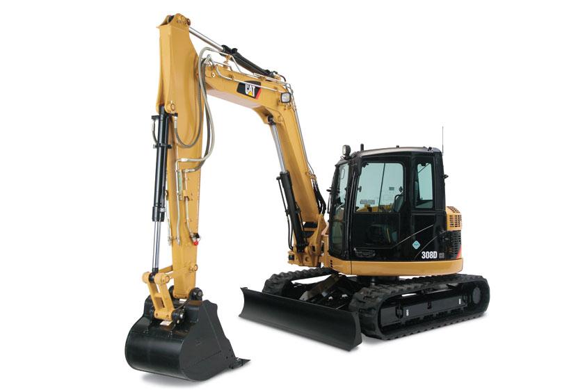 cat 308 excavator