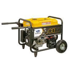 generator subaru 7500 small image