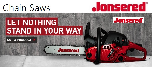 jonsered chainsaw header