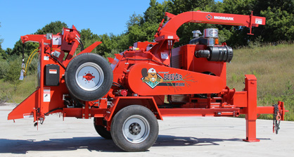 Chipper 18 Equipment Rentals In Plymouth Shaughnessy