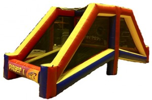 Bounce Football Throw Equipment Rentals In Plymouth