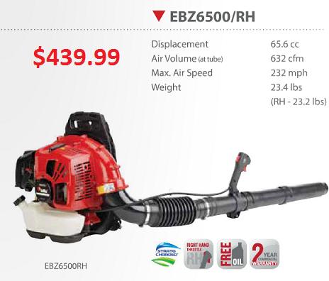 redmax ebz6500