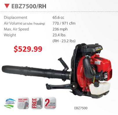 redmax ebz7500