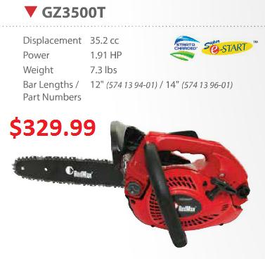 redmax gz3500T