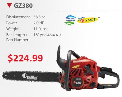 redmax gz380