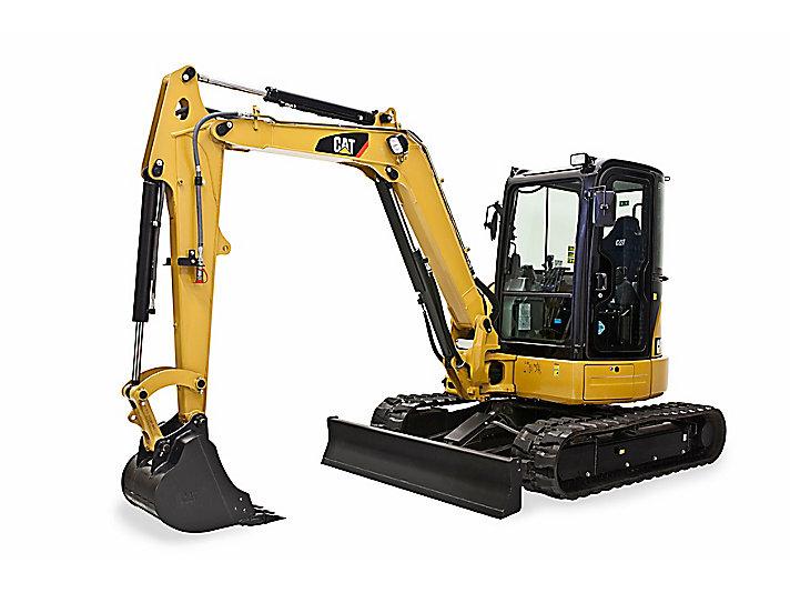 cat 305 excavator 1