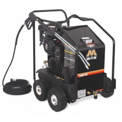 MI T M HOT WATER PRESSURE WASHER