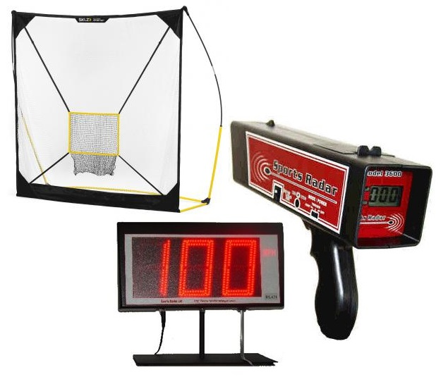 baseball speed pitch kit
