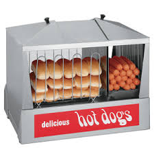 hot dog machine