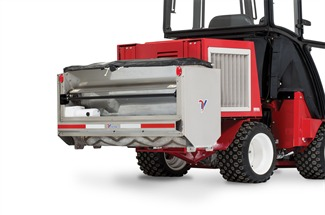 ventrac drop spreader 2