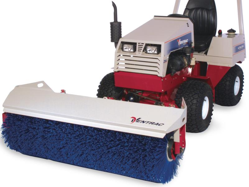 ventrac sweeper