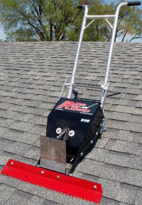 ROOF REMOVER ACTION