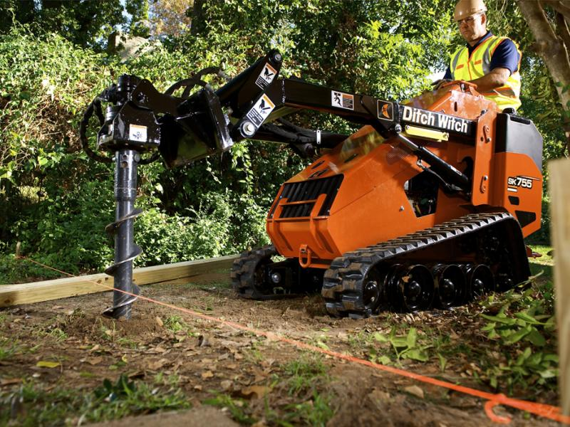 Mini Skid Steer   Equipment Rentals in Plymouth