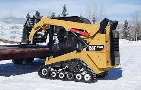 cat 257d action