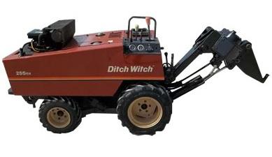 ditch-witch-255sx